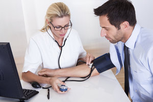 Blutdruckschwankungen sind in Maßen normal.