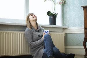 Eine Wärmepumpe kann für behagliche Temperaturen durch Erdwärme sorgen.