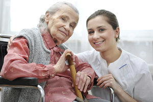 In der Pflege von Senioren gibt es ein umfassendes Qualitätsmanagement.