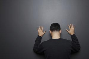 Depressionen schränken ein und hindern am Weiterkommen.