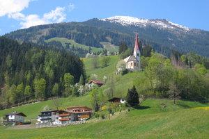 Die Heimat Peter Steinlechners, das Zillertal