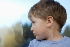 An Familienmitgliedern können Sie das Ohr ausgiebig betrachten.