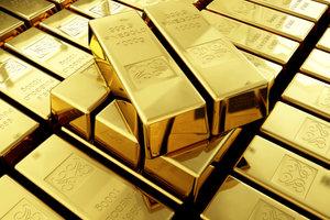 Reines Gold ist nicht magnetisch.