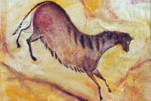 Höhlenmalereien gelten als erste künstlerische Werke der Menschheit.