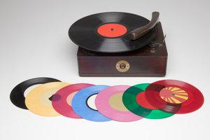 Schallplatten selbst aufzunehmen, ist leider nicht einfach.