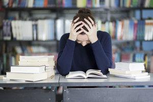 Lernen für das Examen