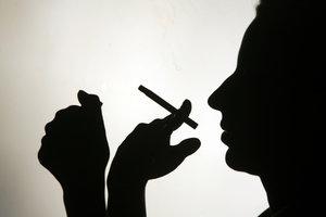 Stopp Rauchen! - Auch Black Devils haben nichts Mystisches.