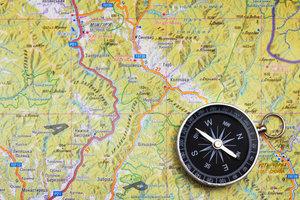 Die Topographie hat meist etwas mit dem Bereich der Geographie zu tun.