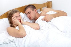 Sexuelle Unlust beginnt im Kopf.
