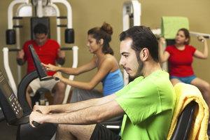 Der Shaper spart Zeit im Fitnessstudio.