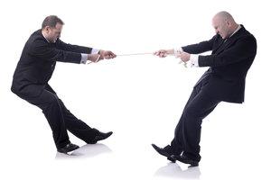 Konflikte können kräftezehrend sein.