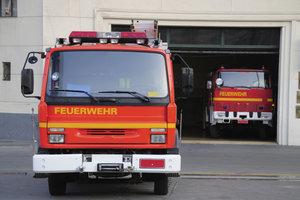 Auch die Feuerwehr gehört zum öffentlichen Dienst.