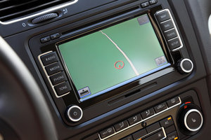 Navigationsgeräte erleichtern jede Autofahrt.