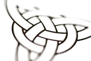 Keltische Knoten haben viele unterschiedliche Bedeutungen.