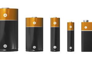 Batterien sind galvanische Elemente.