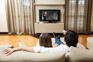 Ihr Fernseher kann oft auch als Monitor genutzt werden.