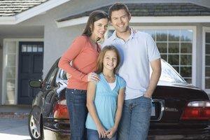 Auto und Haus sind typische Wirtschaftsgüter.
