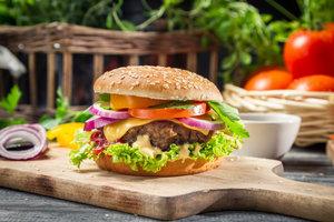 Muchentuchen ist eine Restaurantkette und zugleich ein Burger.