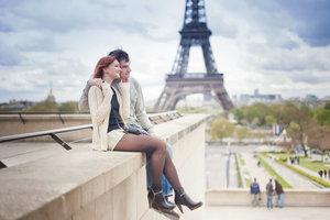 Internationale Paare leben oft nicht am gleichen Ort.