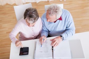 Reagieren Sie, wenn die Rente zum Leben nicht reicht.