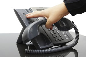 Bei anonymen Anrufen ist Auflegen oft das beste Rezept.