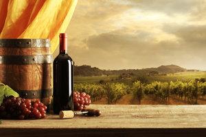 Rotwein zum Kochen - es gibt wenig zu beachten.