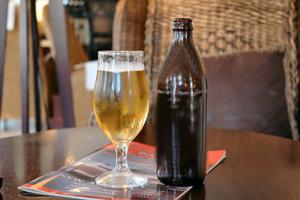 Laut Redensart macht Bier die Gedanken sprichwörtlich bierernst.