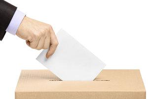 Fünf Wahlgrundsätze regeln die Wahl.