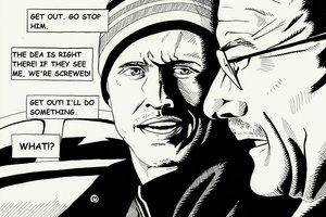 Jesse tut die meiste Zeit, was Walter sagt - und Walter nutzt dies schamlos aus.