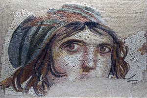 Die Zeitepoche des Hellenismus gehört zum antiken Griechenland.