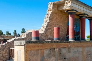 Die Spartaner waren ein Kriegsvolk zur Zeit des antiken Griechenlands.