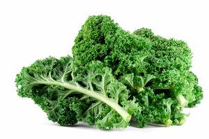 Grünkohl ist eine beliebte Gemüsesorte