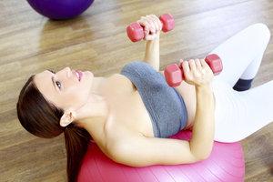 In fröhlicher Frauenrunde fit werden - das gelingt in den Mrs.-Sporty-Sportstudios.