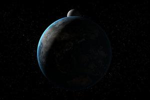 Wieso Pluto kein Planet ist erschließt sich nicht auf den ersten Blick.