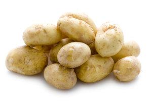 Kartoffeln sind ein verbreitetes Grundnahrungsmittel.