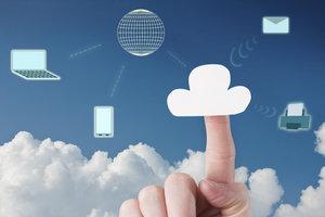 Einfach verbunden über die Cloud