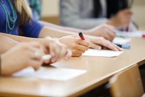 Aufsätze gehören zur Tagesordnung an Schulen.