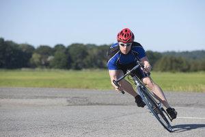 Beim alten Rennrad muss auf vieles geachtet werden.