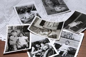 Aus Ihren alten Fotos können moderne Vintage-Bilder werden.