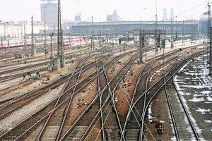 Zugfahrten müssen gesteuert werden.