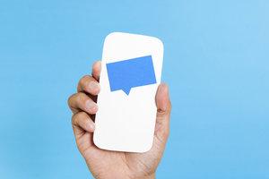 In WhatsApp können Sie indivduelle Benachrichtigungstöne verwenden.