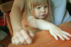 Kinder zeigen meist die ganze Palette ihrer Gefühle.