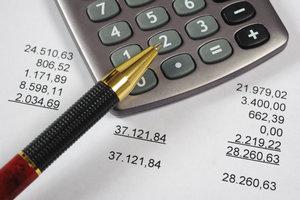 Bilanzsumme zur Steuerermittlung berechnen