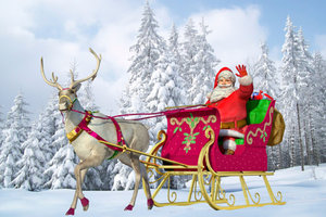 Trotz der Farben - Coca-Cola hat den Weihnachtsmann nicht erfunden