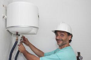 Einen Warmwasserboiler richtig anschließen