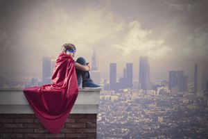 In DC Universe treten Sie in das Universum von Superhelden und -schurken ein.