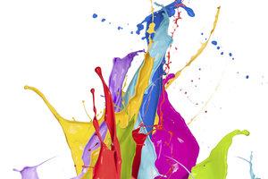 Farben wirken auf jeden Menschen.