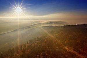 Grundlage der Ähnlichkeitssätze: Sonnenstrahlen