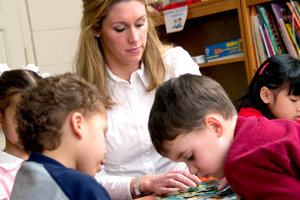 Kindertagesstätten sind Bildungseinrichtungen.