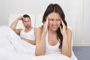 Keine Lust auf Sex - das kann für Männer frustrierend sein.